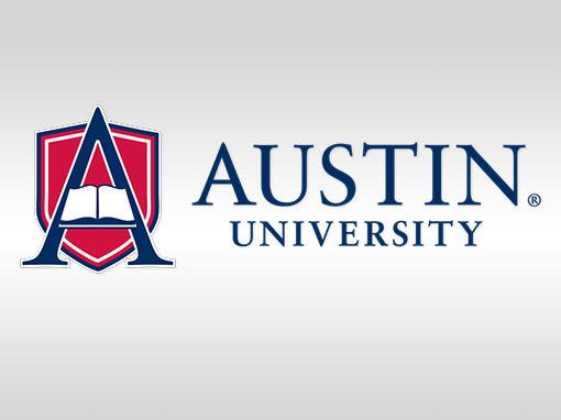 Austin University Graphic Design Logo