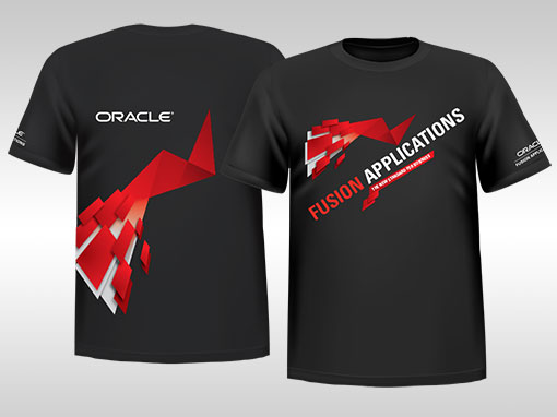 Graphic Designed Oracle Shirts