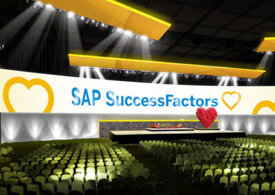 SAP Stage Screens